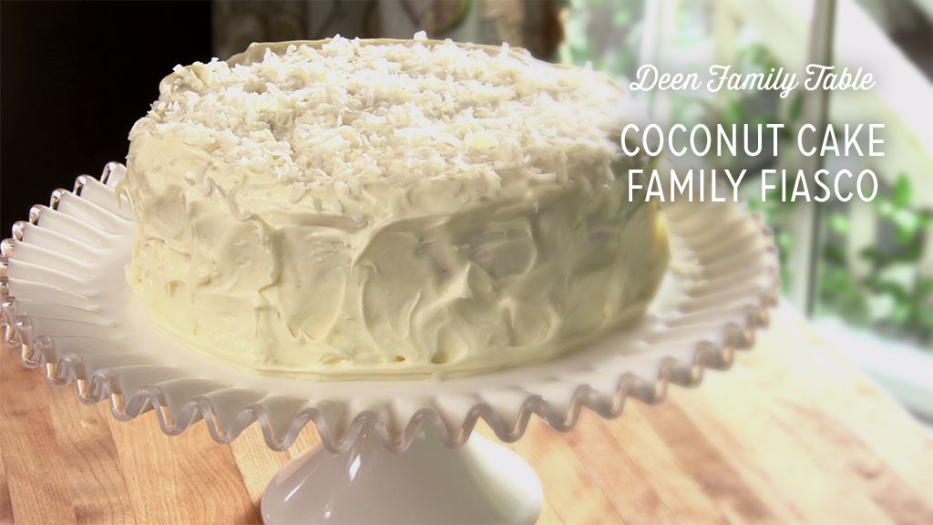 Coconut Cake Recipe
