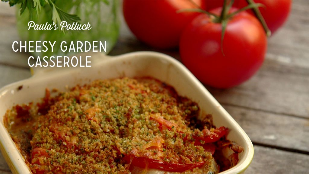 Cheesy Garden Casserole Recipe