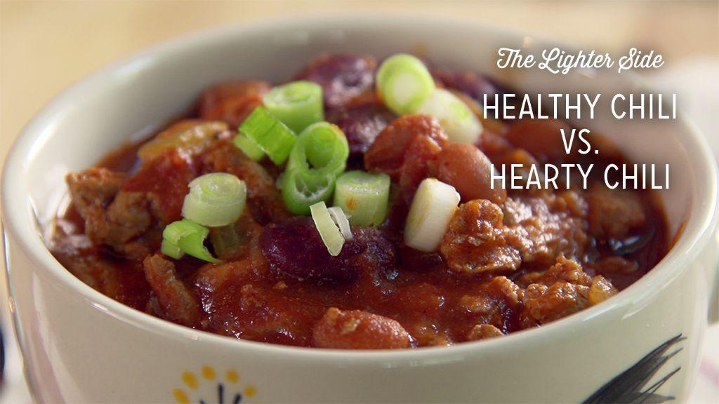 Healthy Chili Recipe