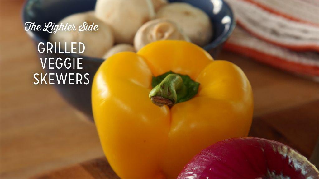 Grilled Veggie Skewers Thumbnail