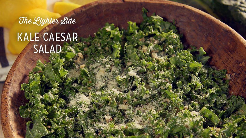 Kale Caesar Salad Thumbnail