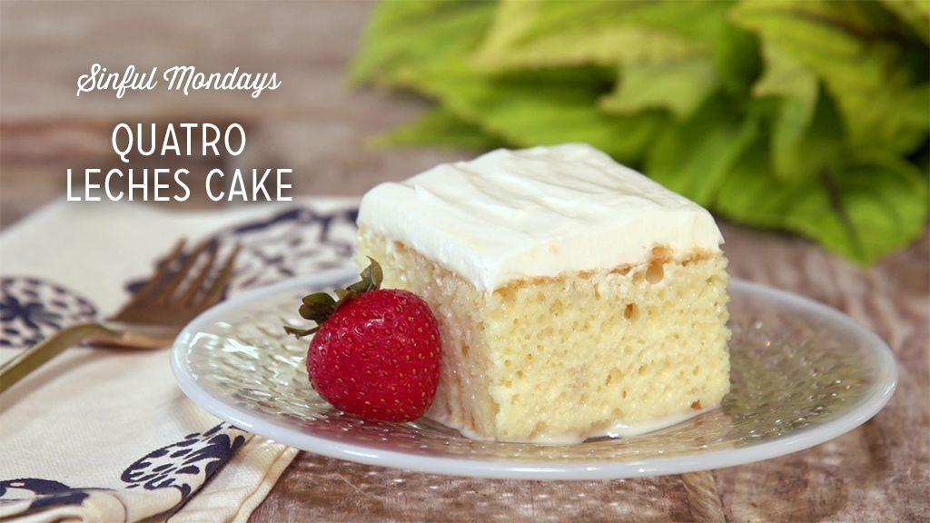 Quatro Leches Cake Recipe