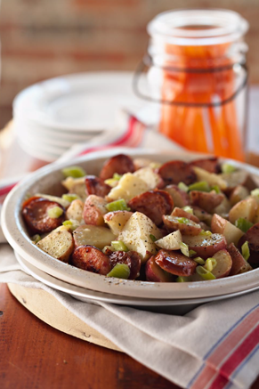 Bobby's Favorite Sausage Potato Salad Thumbnail