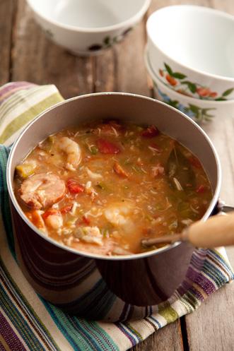 Savannah Seafood Gumbo Thumbnail