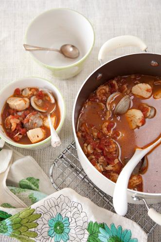 Seafood Cioppino Stew Recipe