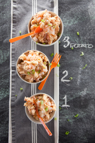 Shrimp Mashed Potatoes Thumbnail