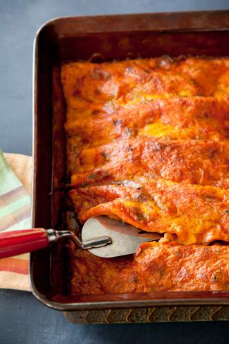 Simple Perfect Enchiladas Recipe