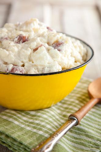 Smashed Potato, Parsnips and Rutabaga Recipe