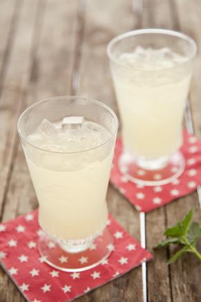 Sparkling Mint and Ginger Lemonade Thumbnail