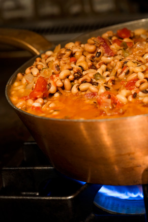 Spicy Black-Eyed Peas Recipe