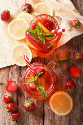 Strawberry Fizz Thumbnail