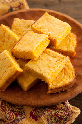 Sweet Potato Buttermilk Cornbread Recipe