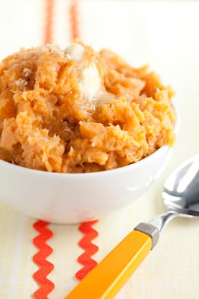 Sweet Potatoes with a Kick Recipe