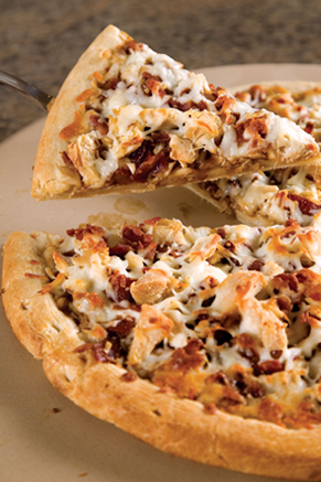 Teriyaki Chicken Pizza Recipe