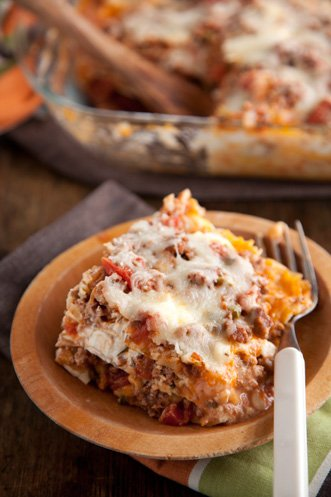The Lady and Sons Lasagna Recipe
