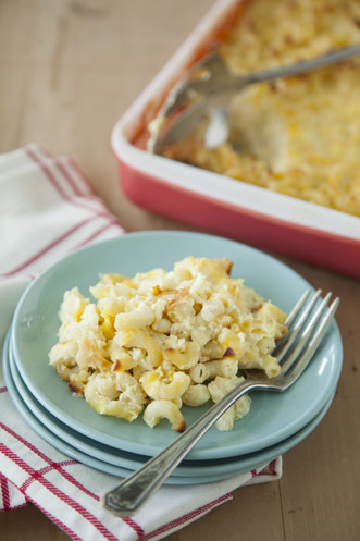 The Ultimate Lady's Cheesy Mac and Cheese Recipe