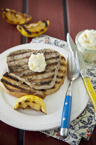 Tuna Steaks with Lemon Pepper Butter Thumbnail