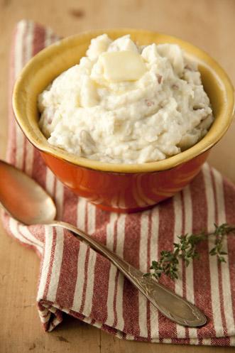 Turnip Mashed Potatoes Recipe