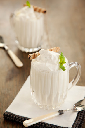White Chocolate Hot Cocoa Beverage Recipe Paula Deen