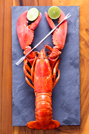 Whole Steamed Lobster Thumbnail