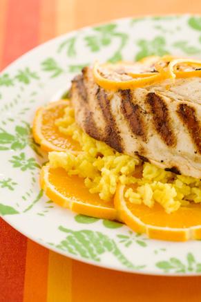 Zesty Grilled Tilapia Recipe
